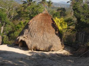 Tradtional hut, Soe